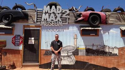 Hay un museo en el desierto de Australia dedicado a Mad Max