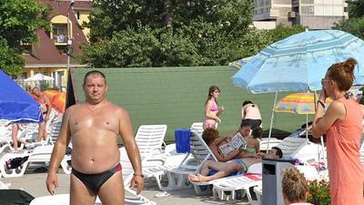 Mijn favoriete communistische spa is tegenwoordig een kapitalistisch zwemwalhalla