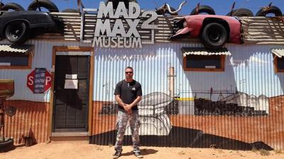Hay un museo de 'Mad Max 2' en el desierto de Australia