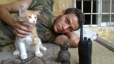 The Guy Behind FSA Kittens Has Little Hope for Syria