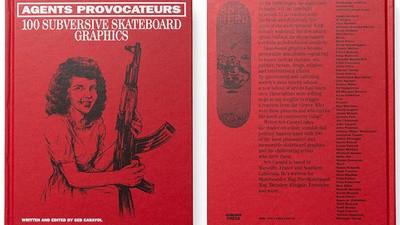 Un Français vient de publier le meilleur bouquin sur l'illustration de skate jamais paru