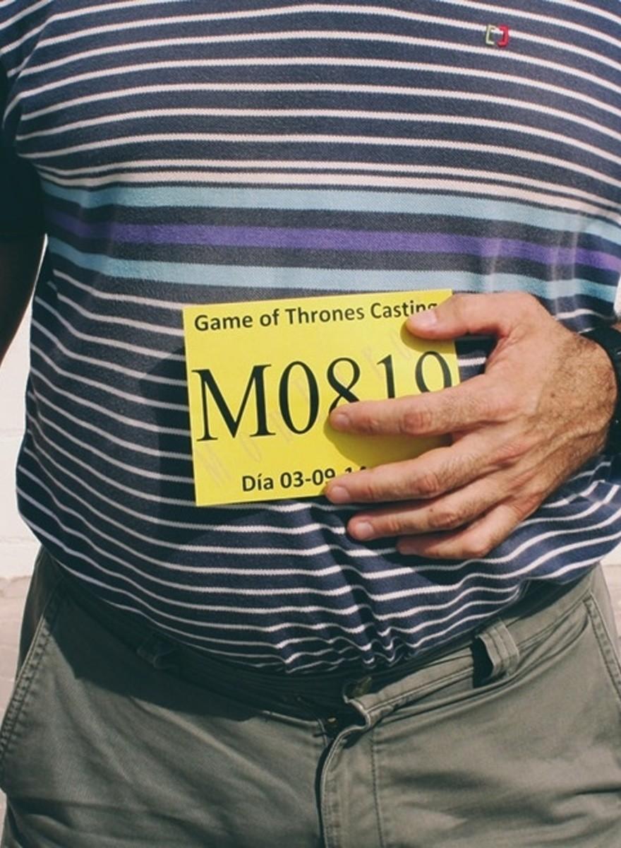 Bienvenido Mr. Lannister: hemos ido al casting de Juego de Tronos
