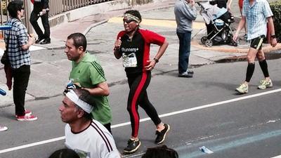 Corrí el Maratón de la Ciudad de México y sobreviví