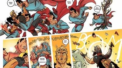 Hablamos con David Rubín de sus cómics, de sus giras y de la farlopa negra