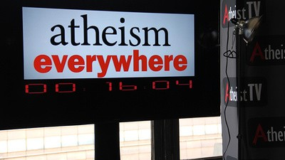 I Went to the Debut of the World's First Atheist TV Channel