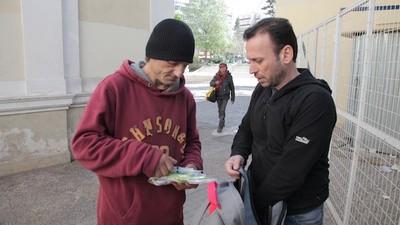 Sisa: la cocaína de los pobres en Grecia
