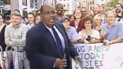 The Surreal Early Morning TV of 9/11, Just Before the Attacks