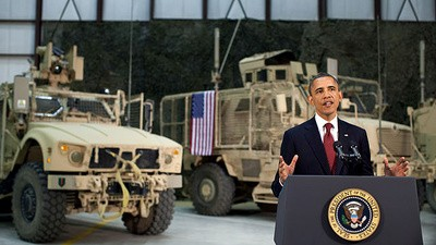 Obama hat nicht vor, den Islamischen Staat zu vernichten