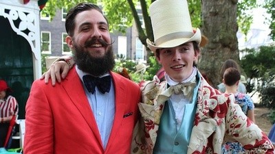 Was London's 'Chap Olympiad' Actually the Lamest Thing Ever?