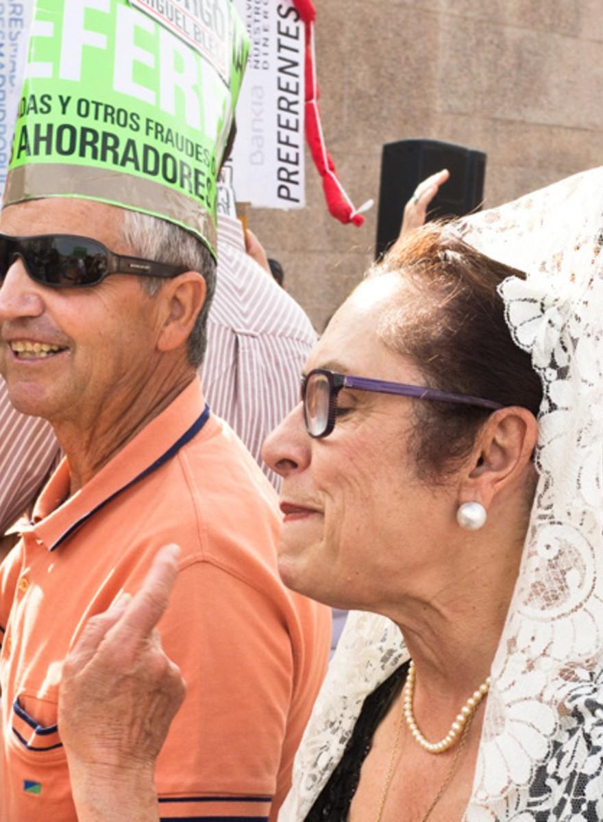 Esperpento electoral en Las Ventas