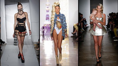 NYFW Reviews: More Like Spring/Bummer 2015