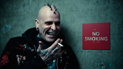 This Guy Will Split Your Tongue in Two at His Home Body Mod Studio