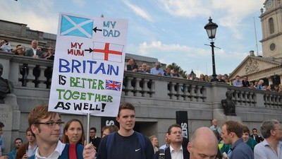 We Spoke to the Londoners Who Think Scotland Should Stay in the UK