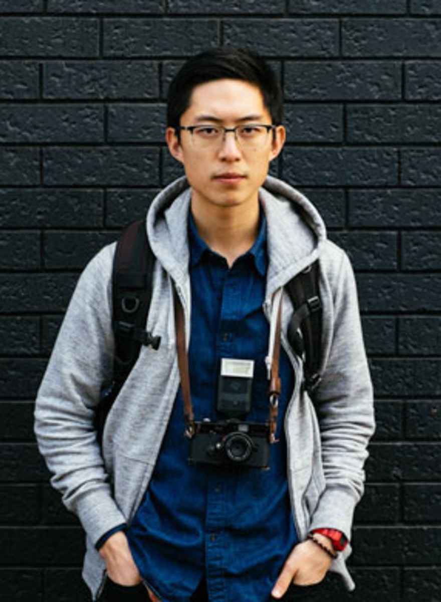 We Talked Delayed Gratification with Eric Kim