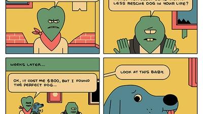 Kristof's Dog