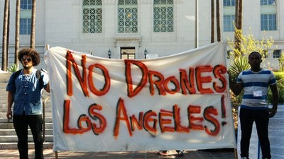 California Lawmakers Want to Limit Police Drones, but Activists Want Them Banned