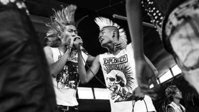 Los punks frustrados de Birmania