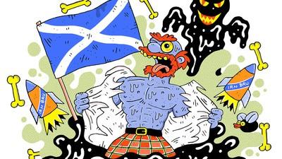 Ein Militärexperte hat uns erklärt, wie man ein unabhängiges Schottland einnehmen könnte