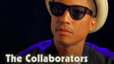 Los colaboradores de Daft Punk: Pharrell Williams