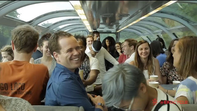 Rich Millennials on Trains Won't Save America