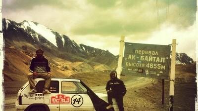 A bordo del mongol rally: haz el cafre por una buena causa