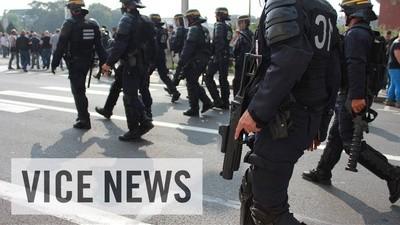 Calais : l'extrême droite en croisade