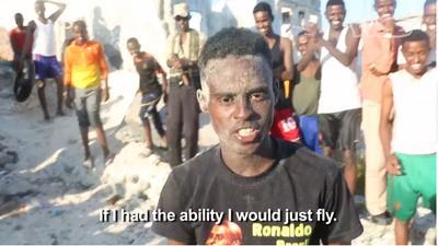 Gesichter von Mogadischu