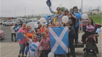The Scottish Independence Campaign Lost Because It Didn't Win Over Glasgow's Poor