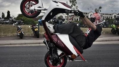 De scootergastjes van Londen