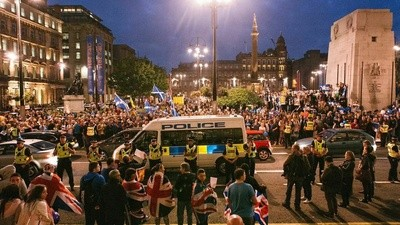 I Stayed Up for 48 Hours Waiting for an Independent Scotland