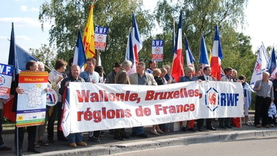 Long Live French Wallonia!