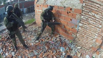 Rosario: violencia, drogas y futbol