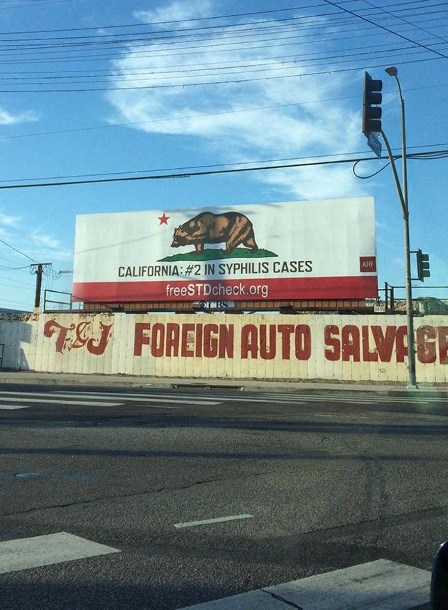 Los Angeles is een paradijs op aarde