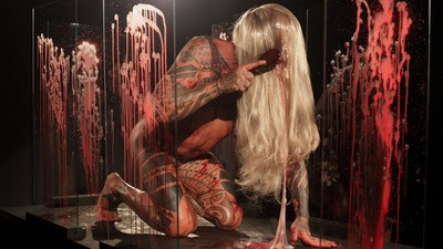 Ron Athey Literally Bleeds for His Art