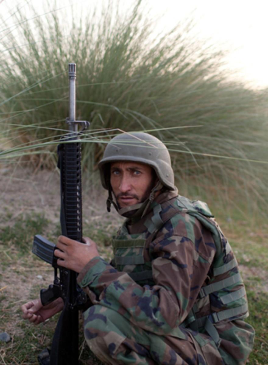 Fare fotogiornalismo in Iraq