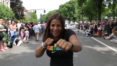 MMA Fighter Fallon Fox Is a Woman, Get Over It