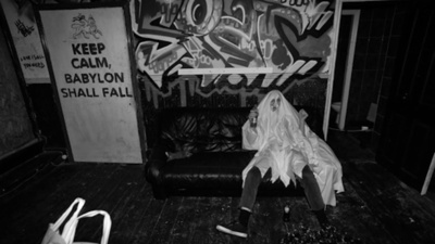 Paying to Squat in London's Derelict Buildings