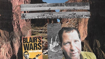 Banned Books of Guantánamo: 'Blair's Wars' by John Kampfner