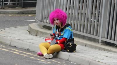 Cómo conseguir que te fotografíe un bloguero de moda en la Semana de la Moda de Londres