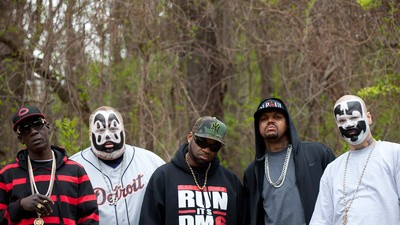 Insane Clown Posse's Violent J on the Art of Songwriting