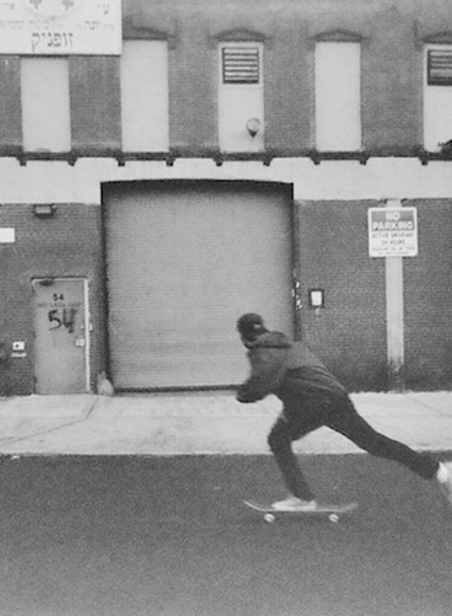 Marco Hernandez: el rey de la fotografía skate de Staten Island