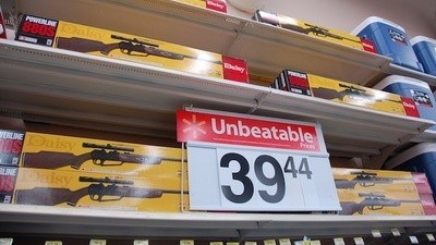 Why Did a Black Man Get Gunned Down in Walmart for Carrying an Unloaded Air Rifle?