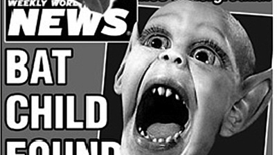 An Interview with the Former 'Weekly World News' Editor Who Created Bat Boy