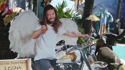 Het leven van een pretpark-Jezus