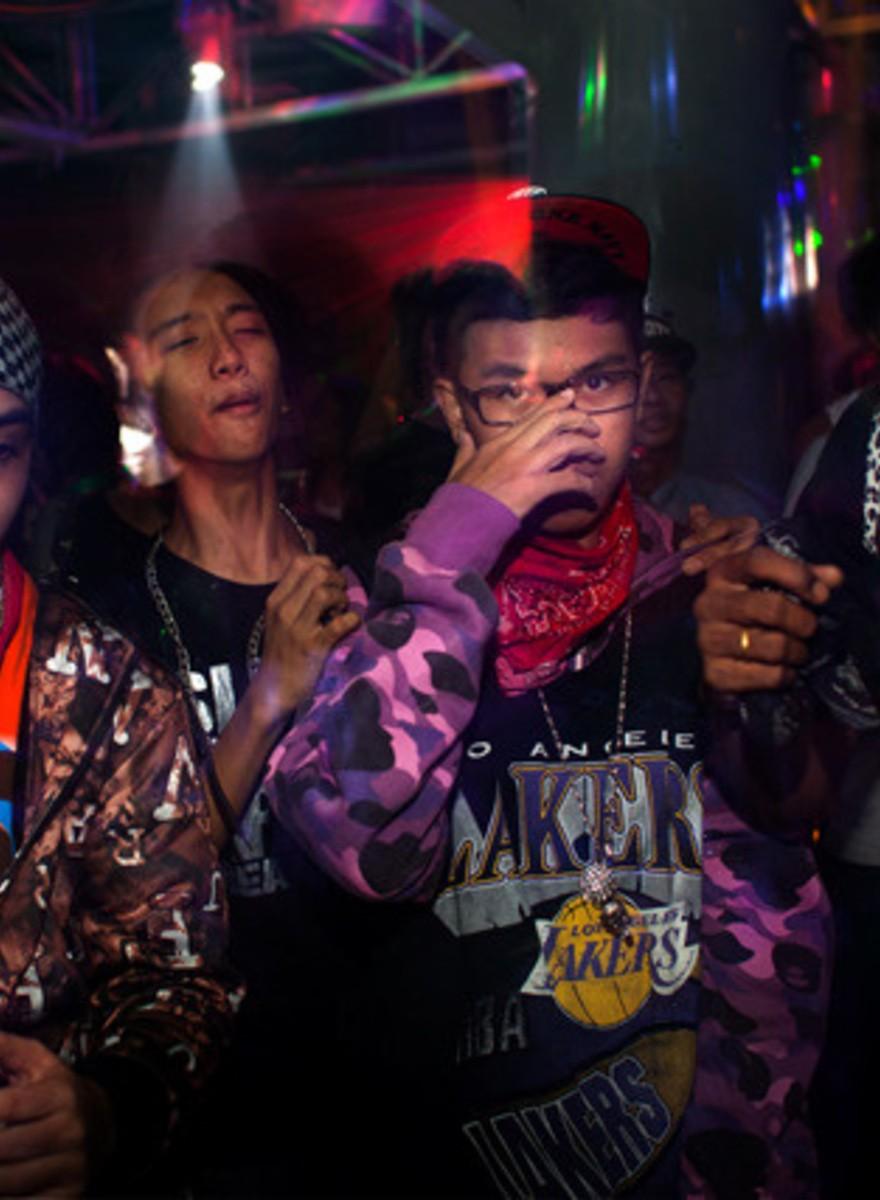 I rapper birmani non parlano di politica