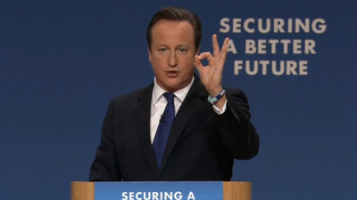 A Pessimist's Guide to David Cameron's Big Conference Speech