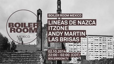 Boiler Room: Las leyendas del techno mexicano