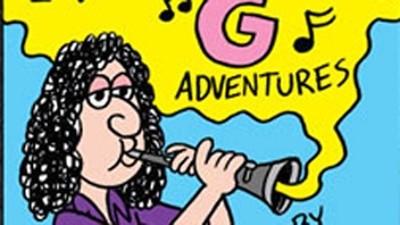La página de Johnny Ryan: Kenny G Adventures
