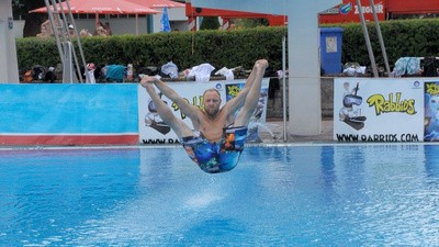 The Man Who Turned Cannonball Dives into a Sport