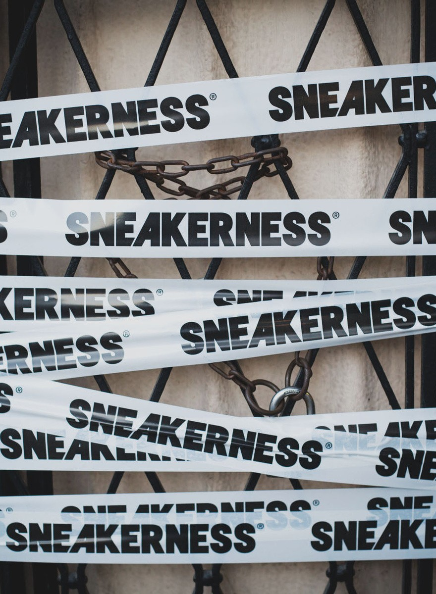 Sneakerness Warsaw 2014